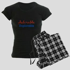 Adorable DEPLORABLE Pajamas