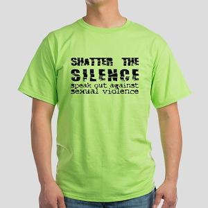 Shatter the Silence T-Shirt