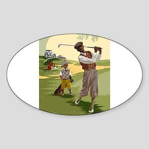Golf Game Sticker