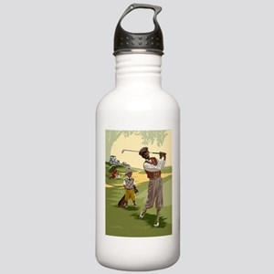 Golf Game Sports Water Bottle