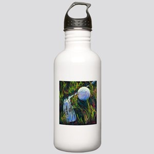 golf today Sports Water Bottle