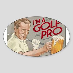 golf ro Sticker