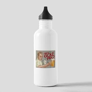 golf ro Sports Water Bottle