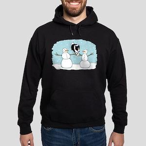 Border Collie Holiday Sweatshirt