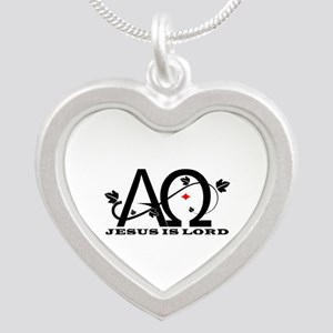 Jesus is Lord - Alpha & Omega Necklaces