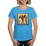 Nubian Musicians of Egypt Women's Dark T-Shirt