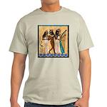 Nubian Musicians of Egypt Light T-Shirt