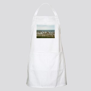 Dunes at the Beach with Sea Oats Apron
