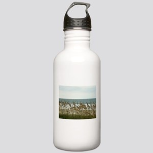 Dunes at the Beach with Sea Oats Water Bottle