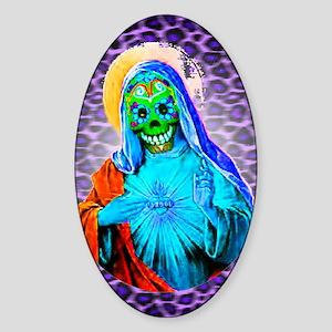 La Santa Muerte Sticker
