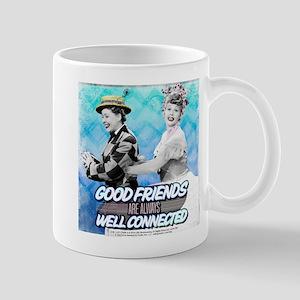 I Love Lucy: Good Friends Mug