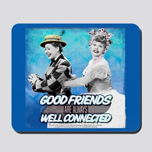 I Love Lucy: Good Friends Mousepad