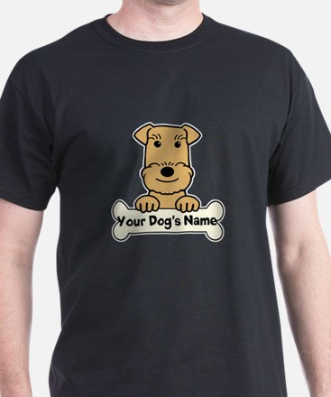 Personalized Airedale T-Shirt