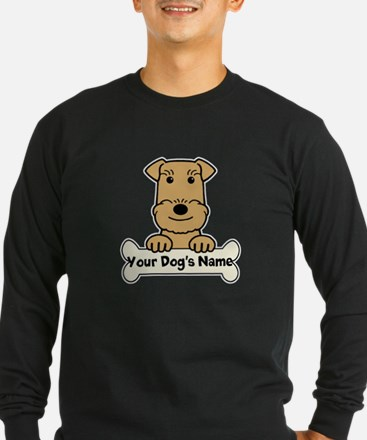 Personalized Airedale T