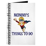 Mommy's Things To Do Journal