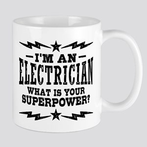 Funny Electrician Mug