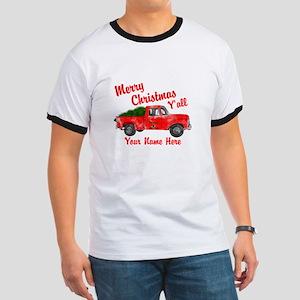 Merry Christmas Yall T-Shirt