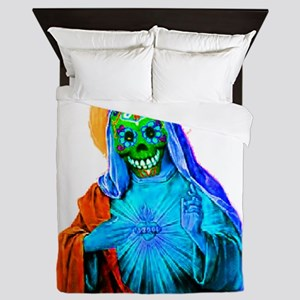 Dead Mary Queen Duvet