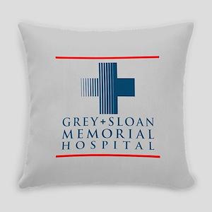 Grey Sloan Hospital Everyday Pillow