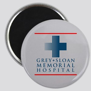 Grey Sloan Hospital Magnet
