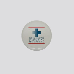 Grey Sloan Hospital Mini Button