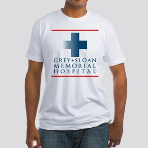Grey Sloan Hospital Fitted T-Shirt