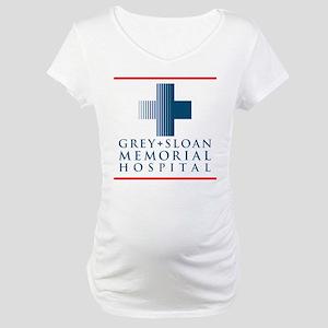 Grey Sloan Hospital Maternity T-Shirt