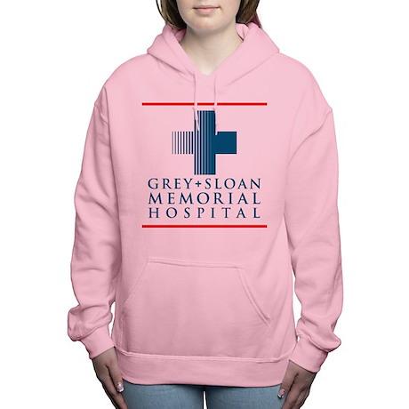 Grey Sloan Hospital Women's Hooded Sweatshirt