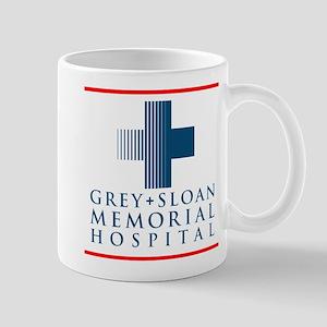 Grey Sloan Hospital Mug