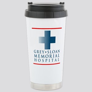 Grey Sloan Hospital Stainless Steel Travel Mug