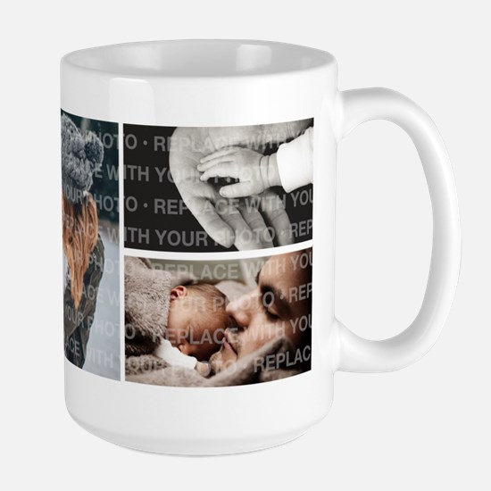 Personalized Collage Photo Mugs