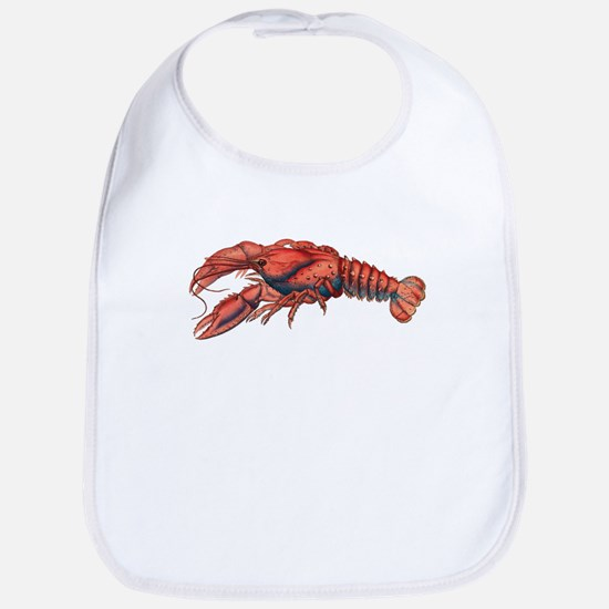 Lobster Baby Bib