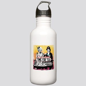 I Love Lucy: Time for Stainless Water Bottle 1.0L
