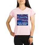 Make America Safe Again Performance Dry T-Shirt