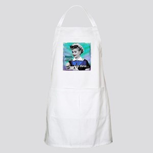 I Love Lucy: Wine Apron
