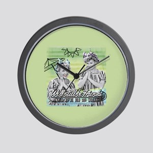 I Love Lucy: Old & Wacky Wall Clock