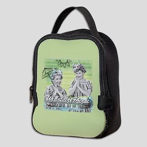 I Love Lucy: Old & Wacky Neoprene Lunch Bag