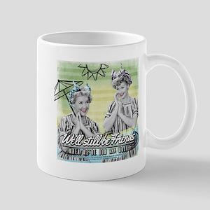 I Love Lucy: Old & Wacky Mug