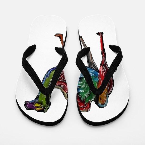 CAMEL Flip Flops