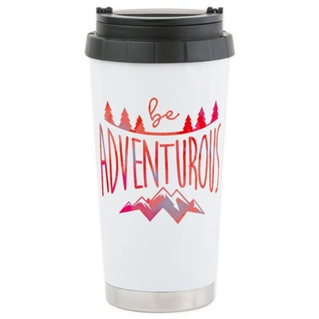 Be Adventurous Travel Mug