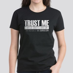 Grey's Trust Me Women's Dark T-Shirt