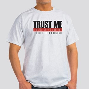 Grey's Trust Me Light T-Shirt