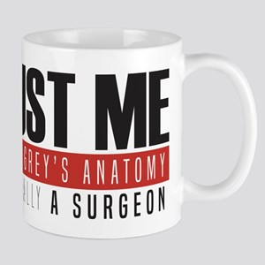 Grey's Trust Me Mug