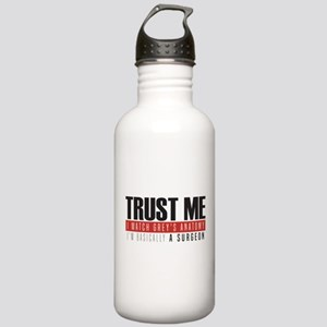 Grey's Trust Me Stainless Water Bottle 1.0L