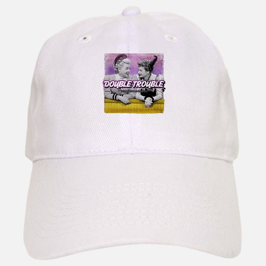 I Love Lucy: Double Trouble Baseball Baseball Cap