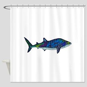 GIANTS Shower Curtain