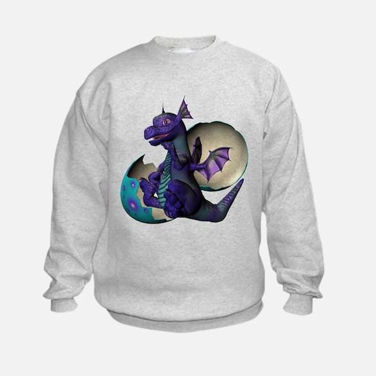 HatchlingDragon 7x7copy Sweatshirt