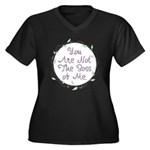 Not the Boss of Me Plus Size T-Shirt