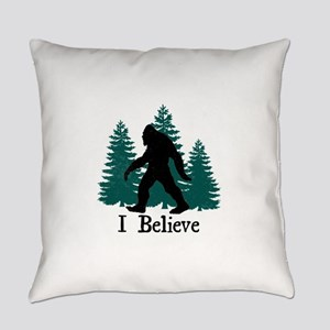 I Believe Everyday Pillow