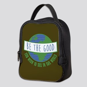 Be the Good Neoprene Lunch Bag
